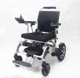 세륨 SGS 의학 제품 소형 폴딩 경량 동력 장치 전자 휠체어