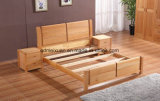 Festes hölzernes Bett-moderne Betten (M-X2717)