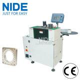 Máquina de inserción de papel del aislante automático de la ranura para el estator del motor de inducción