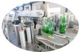 Máquina de etiquetado adhesiva de la etiqueta autoadhesiva de la botella del rotulador cuadrado redondo automático de la barra