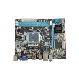 заводская цена системной платы H X1.5V61-1155 и 2 разъема DIMM DDR3, максимальная емкость до 8 g