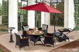 Tableau en aluminium HS6113dt extérieur/de jardin/patio Rattan&