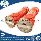 Asta cilindrica della giuntura del cardano di SWC550bh di attrezzature industriali e delle componenti
