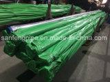 Tubo soldado redondo/tubo del acero inoxidable 316L de la alta calidad