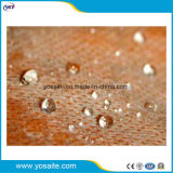 Le polyéthylène (PE) Membrane imperméable avec des non-tissé en polypropylène (PP) tissu laminé