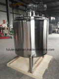 1000 리터 음식 급료 스테인리스 우유 오수조