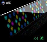 2017 indicatore luminoso programmabile intelligente dell'acquario di controllo 5FT LED di APP