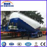 Aanhangwagen van de Tank van het Cement van de V-vorm de Bulk met het Koolstofstaal van 30cbm - van 80cbm Q345