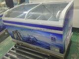 Vetrina del congelatore dell'isola/congelatore dell'isola temperatura insufficiente