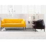 Colorfull PU 또는 가죽 선택권을%s 가진 도매 사무실 소파의 현대 디자인