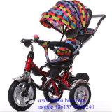 4 en 1 triciclo del bebé embroma el triciclo de niños del triciclo