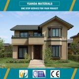 Дом виллы низкой стоимости для самомоднейшей конструкции