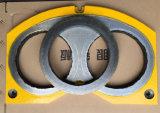 具体的なポンプのためのCifa Dn200/230の光景の摩耗の版そして摩耗のリング