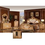 Двуспальная кровать для дома мебель и мебель с одной спальней (W808)
