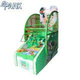 小型子供のゲームのMickeyのバスケットボール機械