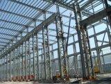 Estructura de acero para el estacionamiento de logística y el entramado de acero