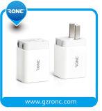 Nous double ports universel chargeur mural USB Smart