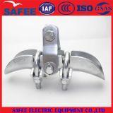 Abrazaderas aisladas de la suspensión para la línea aérea uso