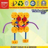 Mini regalo di Chirstmas del giocattolo del robot della plastica DIY per i capretti