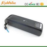 36V 12,8Ah Style vers le bas du tube Hailong LG Cellule vélo électrique Batterie au lithium