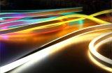 UL/Ce/RoHS AC110V/220V impermeabilizzano gli indicatori luminosi al neon della flessione del LED