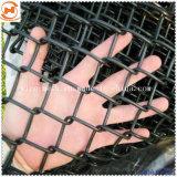 С покрытием из ПВХ Diamond проволочной сеткой/звено цепи ограждения