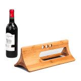 MDF van de luxe de Houten Gift die van de Vertoning de Doos van de Witte, Rode Wijn verpakken