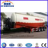 3axle 40000L 42000L 45000L Bulker Kleber-Puder-Tanker-Schlussteil