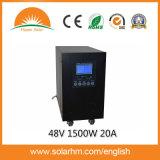 48V1500W20A Чистая синусоида гибридный инвертор