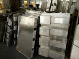 Mur rideau en aluminium pour le Shopping Mall