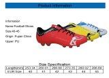 Лучшее качество наиболее популярных футбольные бутсы с шипами футбол обувь для мужчин