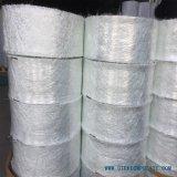 Estera de la puntada de la fibra de vidrio con el velo del poliester para la cubierta de Antehna