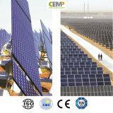 Applicazione Integrated del comitato solare policristallino fotovoltaico 270W