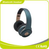 Alta tecnologia dupla - auriculares sem fio de Bluetooth da finalidade com função do altofalante