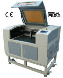Máquina de estaca do laser de Sunylaser 900*600mm para o vidro