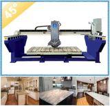 Слои REST&плитки&кухня столешницами и туалетным столиком Топс режущие машины с 45 градусов по линиям (XZQQ Miter625A)