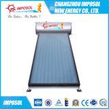 Placa plana presurizado directa/indirecta calentador de agua solar compacto