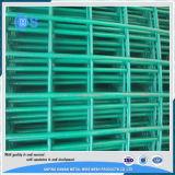 PVCは1.5インチによって溶接された金網に塗った