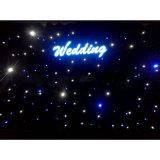 2016枚の熱い販売RGBの軽い星のカーテンLEDの星のカーテン屋外LEDのカーテン