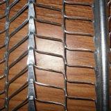 Расширенный из нержавеющей стали металлические плоские ребра / реек