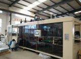 máquina de formação de pressão 3 estações automáticas (Mengxing MFC7660)