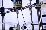 [هب-100ل] مفاعل [مولتي-فونكأيشن]/وحيد طبقة زجاج مفاعل