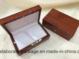 カスタマイズされた贅沢な光沢のあるロックの木のペンの包装のギフト用の箱の卸売