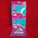 プラスチック飼料の包装のペットフードのジッパー袋を立てなさい