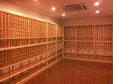 Bodega de madera modificada para requisitos particulares directa de la fábrica con alta calidad