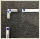 stand de drapeau de Magetic de tube d'aluminium de 25mm
