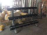Olympisches Gerät des flachen Prüftisch-Tz-6023/Lifting/olympischer flacher Prüftisch für Großverkauf