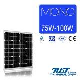 競争価格の緑エネルギー75Wモノラル太陽モジュール