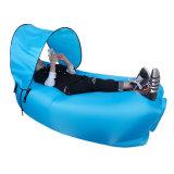 هواء ملأ [سليب بغ] [210د] قابل للنفخ كسولة [لوونجر] هواء أريكة لأنّ شاطئ مع مظلة