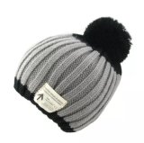 Трикотажные Red Hat Beanie POM POM Red Hat Жаккард Beanie Red Hat